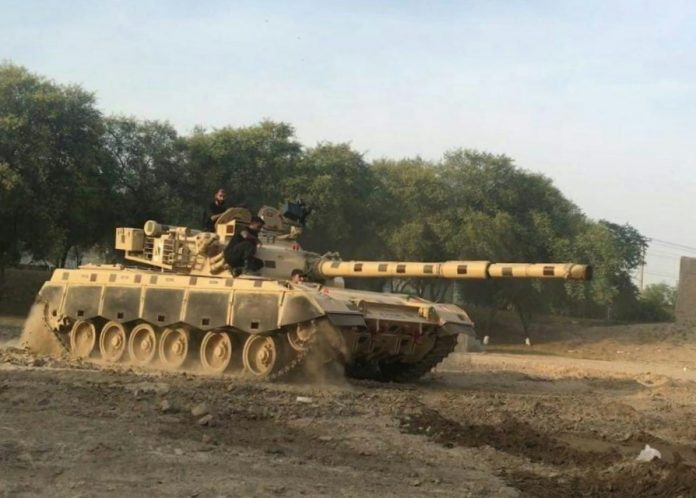 Specifications of Pakistan Army's Type-85UG Main Battle Tank